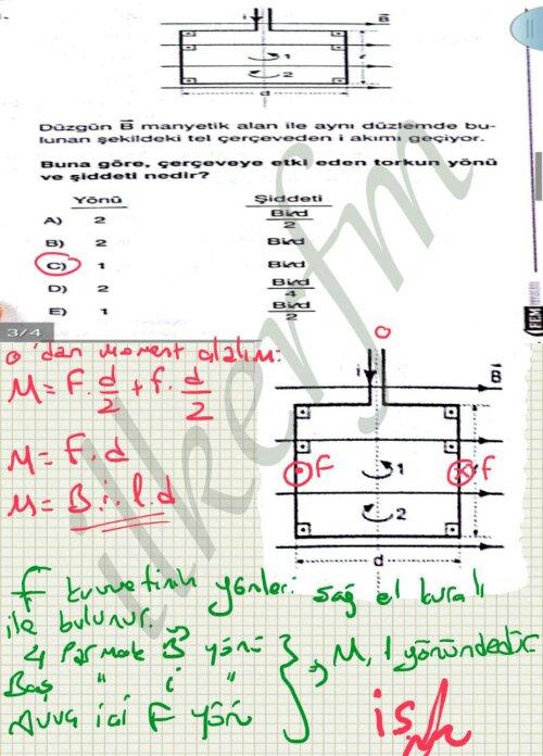 fizik matematik answers